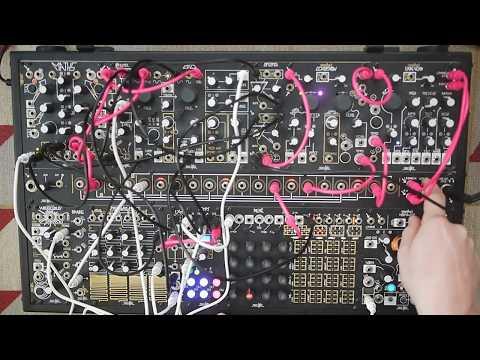 Pillars - Eurorack Electro Live Jam / Make Noise Shared System