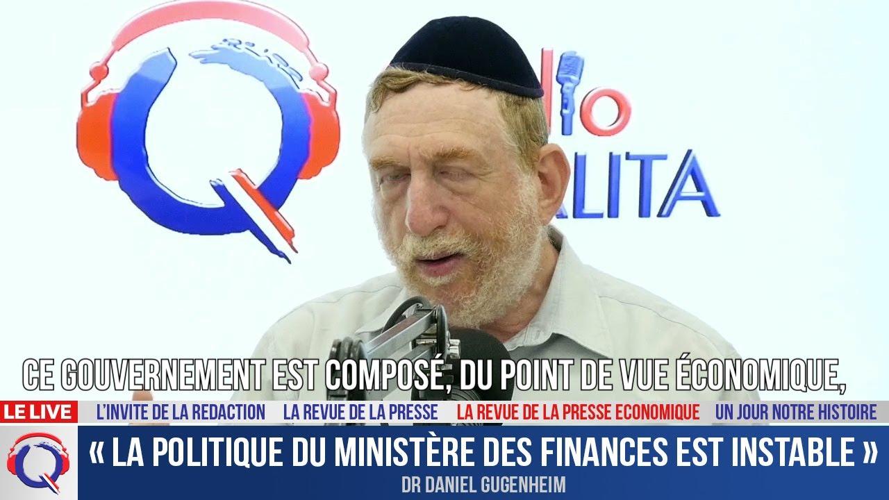 « La politique du ministère des Finances est instable »