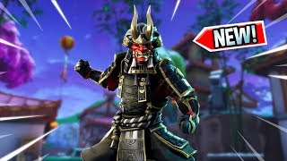 *NEW* SHOGUN SKIN - Fortnite Battle Royale(Scavenger Pop-Up Cup)