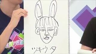 木村良平が鈴村健一の絵に『さされんぞ!』 木村良平 検索動画 11