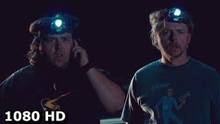 Клайв впервые видет пришельца Пола и падает в обморок | Пол: Секретный материальчик (2011)