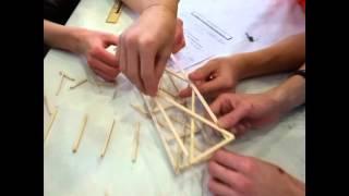 2013 Bridge Building World Championships-byron High School