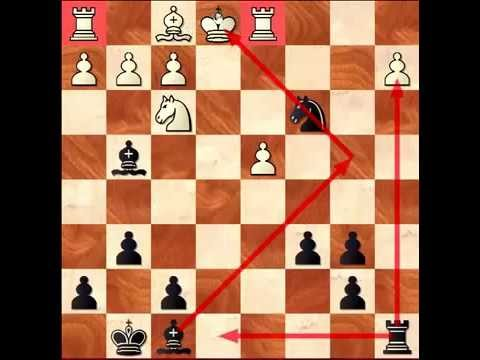 The Chess Game of the Century with 13 year Old Fischer
