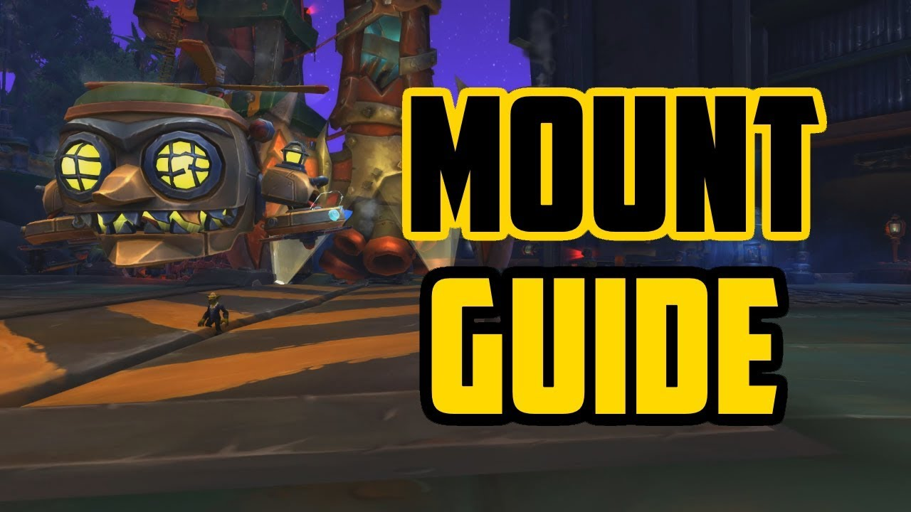BFA MOUNT GUIDE: MECHA-MOGUL MK2 (Engineering Mount)