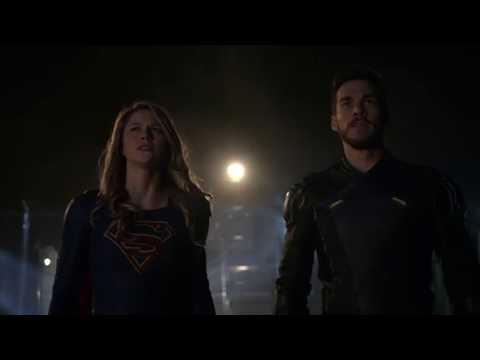 Legion Of Superheroes Vs Reign | Supergirl 3x10 | Legion Of Super-Heroes