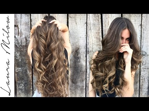 BEACHY WAVES   Ondulations Cheveux