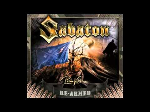 SABATON- Rise of evil (live in Falun) [Re-Armed Full Version]