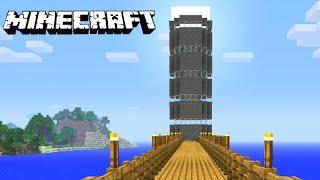 Minecraft: INICIO da CONSTRUÇÃO DO FAROL! - Sobrevivendo com Lipão #54