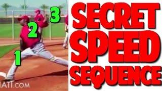 Baseball Pitching Mechanics | Aroldis Chapman Speed Sequence (Pro Speed Baseball)