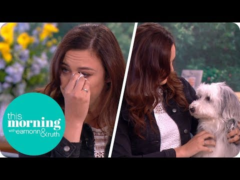 Pudsey the Dog's Owner Ashleigh Butler Emotionally Remembers Her BGT Winning Friend | This Morning