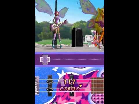 Winx Club Rockstars - Flora - Tous me Reve