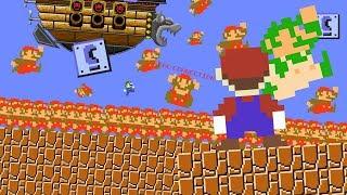 Mario's Battle Royale | Mario Animation