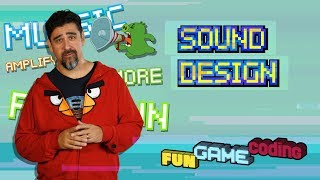 Angry Birds Fun Game Coding | Sound Design - S1 Ep4