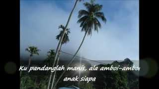 Roslan Madun Lemak Manis dgn lirik