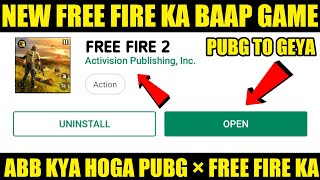 Gambar cover FREE FIRE 2 !! NEW SURVIVAL BATTLE ROYAL GAME FOR 1GB 2GB RAM PHONE'S !! PUBG × FREE FIRE KA BAAP
