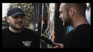 Kool Savas X Daily Rap X Hood Love (Interview)