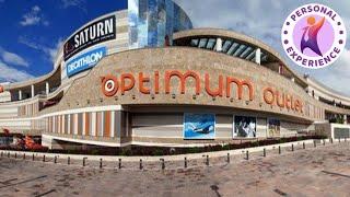 Шоппинг в Измире Лучший торговый центр Optimum AVM Восточный базар 4K