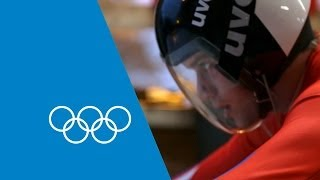 Behind The Scenes - Olympic Luge Training | Faster Higher Stronger