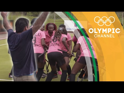 Dutch Hockey Hero Aims to Transform a Young Kenyan Team | The Z Team