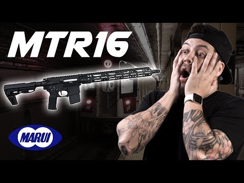 Tokyo Marui MTR16, Better Than The MWS? - RedWolf Airsoft RWTV