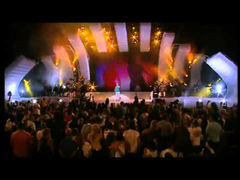 Sarit Hadad - Ata Totach - Live in Caesarea 2009 IS-RA-EL