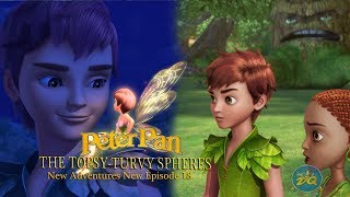 Peterpan Staffel 2 Episode 18 Der Topsy Turvy Kugeln | Cartoon For Kids | Video | Online