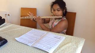 Flute - 26th Lesson - You are My Sunshine