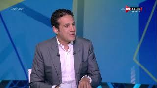 ملعب ONTime - محمد فضل: محمد شريف بيتطور كل يوم.. وحسين الشحات وصلاح محسن في أفضل حالتهم