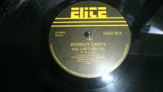 BEVERLEY SKEETE-You Can