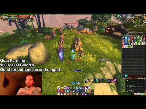 All Of The Best Pandaria Farming Locations Explained 2000-5000+G/HR