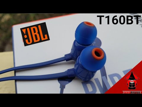 JBL Pure Bass Wireless Bluetooth Earphones T160BT Unboxing & Full Review | Best BT Earphones in1500?