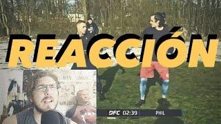 Peleador de Capoeira VS Kung Fu: Reacción y Análisis.