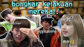TEUME PASTI TAU MOMENT INI! | treasure funny moments