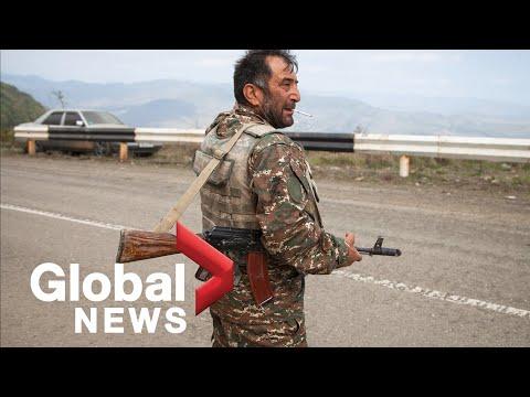 Nagorno-Karabakh Conflict: Armenia-Azerbaijan Ceasefire Crumbles