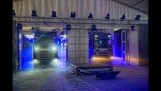 Новое поколение Scania: презентация в Украине
