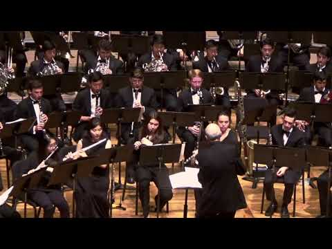 Basler, Mangulina - UC Berkeley Wind Ensemble