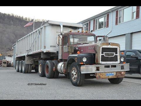 12V71 Detroit Diesel Brockway