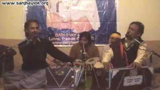 Birthday of GURU RAVIDASS JI Celebration 1st Time in Pakistan by Sanjhay Lok, 3.Singers Habib Rafiq
