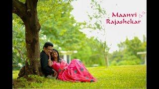 Maanvi & Rajashekar    Pre-wedding Story