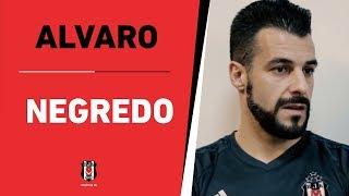Alvaro Negredo röportajı, Beşiktaş Dergisi Nisan sayısında