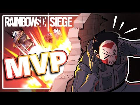 I Became MVP On Rainbow Six: Siege! 🤯 ULTIMATE TRY HARD MODE! |