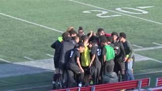BHS Boys Soccer vs New Bedford 10-15-19