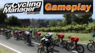 Pro Cycling Manager 2014 Gameplay [HD]
