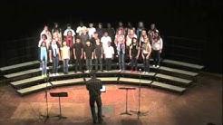 """Rosslyn Academy Imago Dei Choir 2013-2014 - """"Hey! Ba-Ba-Re-Bop"""""""