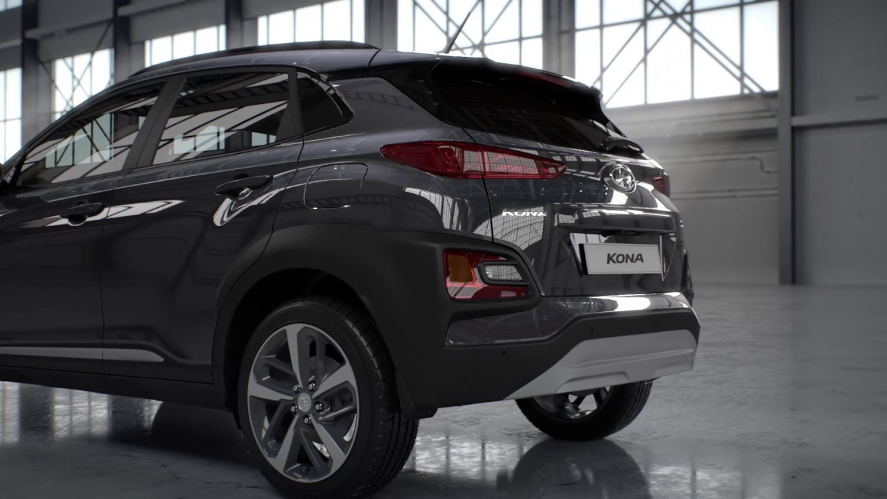 Santa Fe Suv >> Un diseño exterior con personalidad | Nuevo Hyundai KONA ...