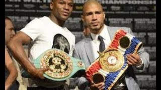 Floyd Mayweather vs Miguel Cotto 2 - Why Not?? May 3, 2014 Rematch