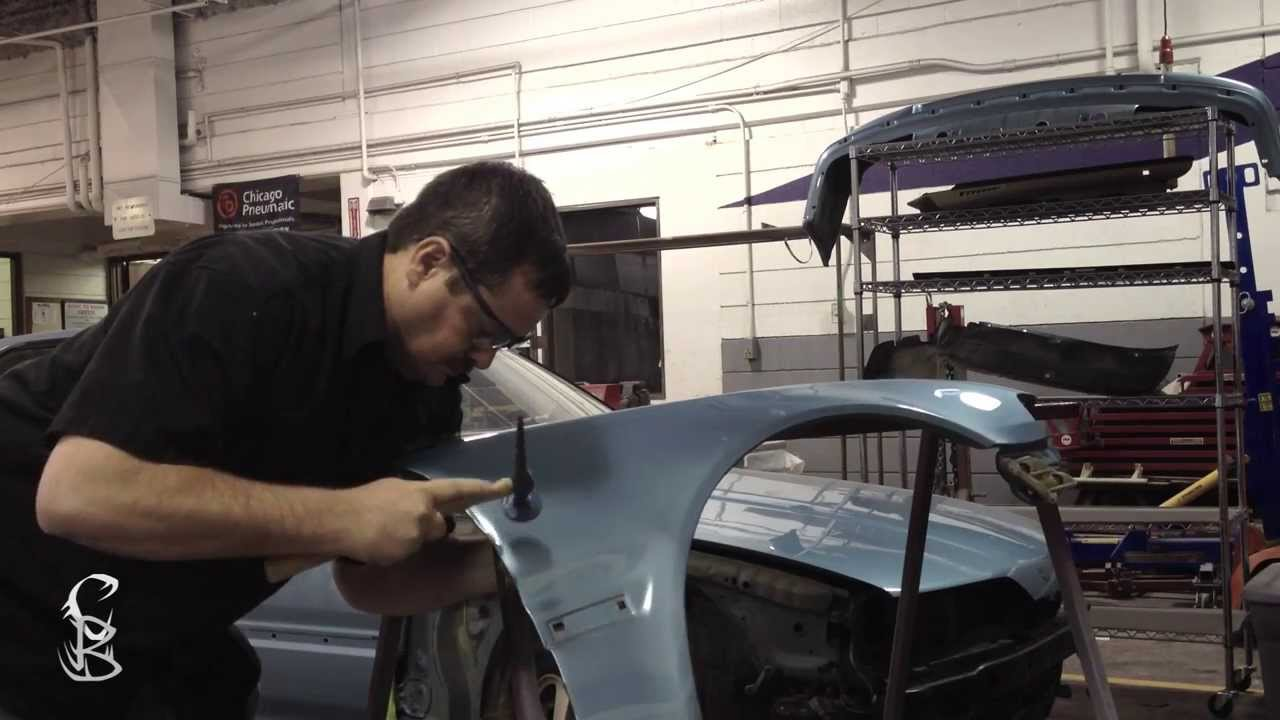 Diy Tips To Repair Car Fender Damage With Minimal Tools