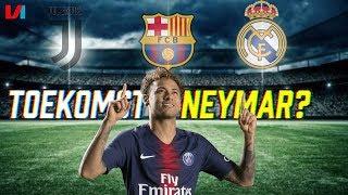 Toekomst Neymar: