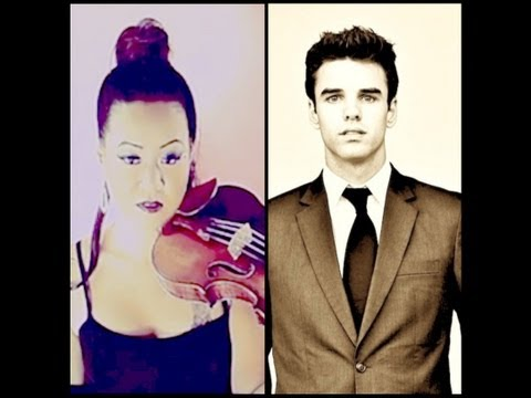 "Lady Gaga's Violinist ""APPLAUSE"" Cover -  JUDY KANG & SCOTT MCCREARY, Cello"