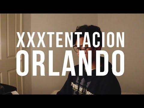 XXXtentacion- Orlando Cover
